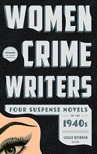 Women Crime Writers: Four Suspense Novels of the 1940s (LOA #268): Laura / The H