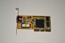 S3 Inc. Savage4 Rev. 2.0 (16 MB), AGP 4x/8x, Video Graphic Card, VGA D-Sub