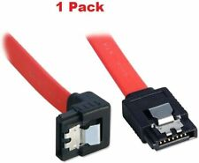 SATA 3 6GB High Quality Locking Red Serial ATA HDD SSD Data Cable Lead 40cm