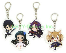 """Sword Art Online SILICA Anime Patch 3/"""" x 2.5/"""" Licensed by GE Animation 44103"""
