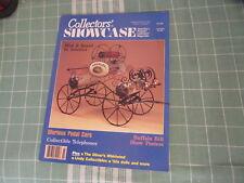 Collector's Showcase magazine September/October 1990