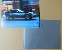 Mazda MX-5 & MX-5 RF Brochures 2020