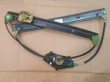 AUDI A4 B8 8K SEDAN SALOON FRONT LEFT DOOR ELECTRIC WINDOW CONTROL MECHANISM