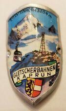 Kaprun, Austria Stocknagel, Hiking Medallion, Badge, Pin, Shield, Used GP13-29