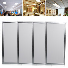 4x 600 x 300mm Recessed/Suspended LED Ceiling Panel Light White 21W Down Lamp
