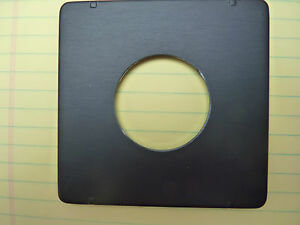 4x5 Pacemaker Crown Graphic lens board, NEW, COPAL #1