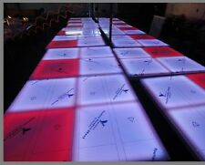 16PC Brand New LED DJ Stage Dance Floor Cover 16m2 Free Shipped by Sea