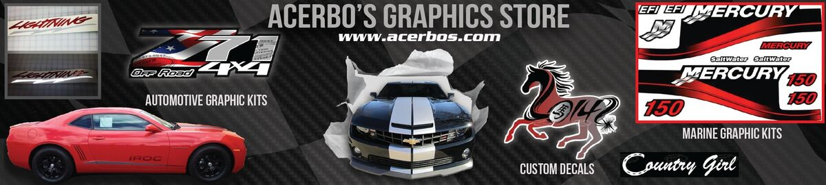 Acerbo's Auto Graphics and Decals