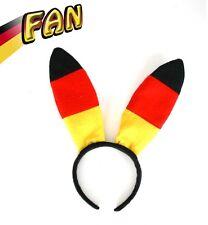 Bunny Ohren Hasenohren BRD Fußball Deutschland WM EM Flagge 129255213