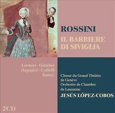 Rossini: Il Barbiere di Siviglia (CD, Feb-2011, 2 Discs, Teldec Classics)