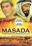 Masada - Miniseries (DVD, 2007, 2-Disc Set) Brand New & Sealed Peter O' Toole