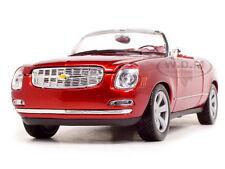 CHEVROLET BEL AIR CONCEPT METALLIC RED 1:18 DIECAST MODEL CAR BY MOTORMAX 73142