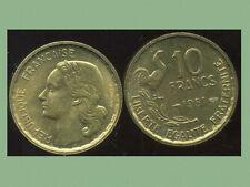 10 francs  GUIRAUD  1951 SUP ++