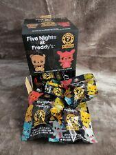 Funko Plush Keychain Five Nights at Freddy's Freddy Toy Bonnie Puppet X3 Bag