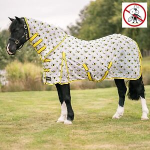 MESH FLY BUG RUG Hy StormX Original Combo Bee Full Fixed Neck Breathable