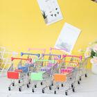 1 Pcs Mini Shopping Cart Supermarket Handcart Shopping Cart Storage Toy SC