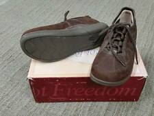 NIB Drew 10201-98 Women's Roma Soft Upper Casual Diabetic Brown Shoe Size 11W