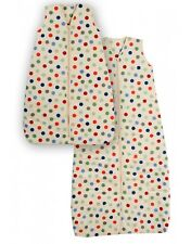 Slumbersac Bubble Dot Baby Sleeping Bag (Brand New) - 0-6 months 2.5 Tog