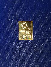 🌟1 gram Valcambi Gold Bar - (Suisse Broken off of a CombiBar) 999.9 Fine Gold