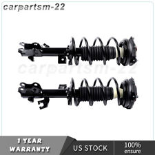 For 2007-12 Nissan Versa 2 Front Quick Install Struts Shocks & Spring Assembly