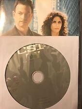 csi: ny-season 6, disc 2 replacement disc (not full season)