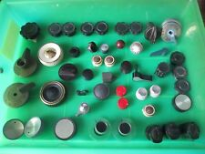 VINTAGE KNOBS FOR RECORD PLAYERS, AMPLIFIERS, RADIOS.ETC. 1960's. 1 KNOB ONLY