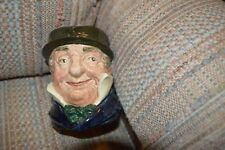 Royal Doulton Character jug D5842 Cap'n Cuttle 4 inch