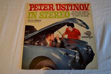 Peter Ustinov The Grand Prix Of Gibraltar LP 1960 Riverside 1127