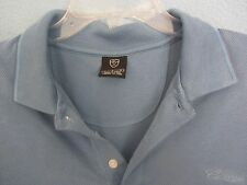 Nike Golf Cadillac polo shirt sz Large Rayon Polyester embroidered