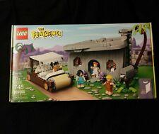 Classic THE FLINTSTONES Lego Building Blocks Set - Fred,Wilma,Barney & Betty