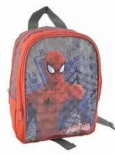 Sac Sac À Dos Cartable SpiderMan original Marvel taille L 20 cm xh 27 x P 7 cm