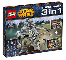 LEGO® Star Wars™ 66479 Super Pack 3in1 NEU OVP MISB