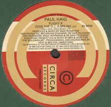 PAUL HAIG - Flight X - 1991 - CIRCA - YRTX 47 - Ita