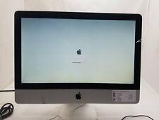 "Apple 21.5"" iMac 2010 Intel i3 8GB RAM 1TB HDD, Over Heating, For Repair"