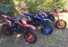 Minicross  Mini moto Bambino 50cc 2tempi Certificazione CE Garanzia  MiniQuad