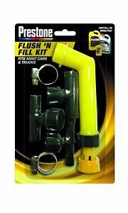 Prestone AF-KIT Anti-Freeze Coolant Flush 'N Fill Kit