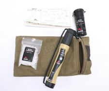 MSR Miox Water Purifier Military Version Water Treatment System USMC w/Pouch