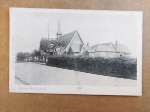 Surrey BANDON HILL CHURCH, WALLINGTON French & Co. Old Postcard