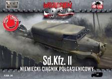 Vehículos militares de automodelismo y aeromodelismo tractores de escala 1:72