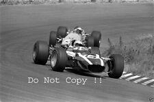 Lucien Bianchi Cooper T86B Dutch Grand Prix 1968 Photograph