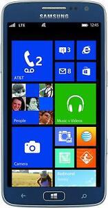 Samsung ATIV S Neo SGH-I187 - 16GB (GSM Unlocked) - Royal Blue Smartphone OB