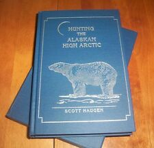 HUNTING THE ALASKA HIGH ARCTIC - Limited Edition - Safari Press Signed Book NEW