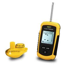 Portable Wireless Fish finder - Range 70 - 90 Metres. Fish, Features, Depth.....