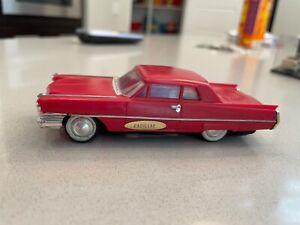 Vintage 1960's Ideal MOTORIFIC Cadillac Coupe de Ville Body & Chassis & Motor
