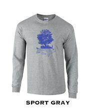 148 Fish Island Long Sleeve college fisher outdoor hunter father day camping dad