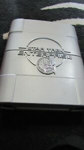 Star Trek Enterprise : Season 1 (RARE Hardcase DVD, 2005, 7-Disc Set) FREE Track
