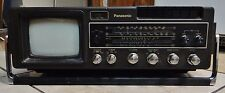Vintage Panasonic T509 Portable TV, Radio and Cassette Player Japan