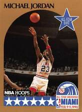 MICHAEL JORDAN, 1990-91 NBA  HOOPS ALL STAR #5, BULLS
