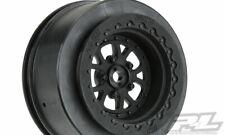Pro-Line Pomona Drag Spec Black SC Short Course Truck Wheels 12mm Hex PRO2776-03