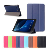 "Case For Samsung Galaxy Tab A E S2 S3 9.7"" Smart Leather Flip Stand Slim Cover"